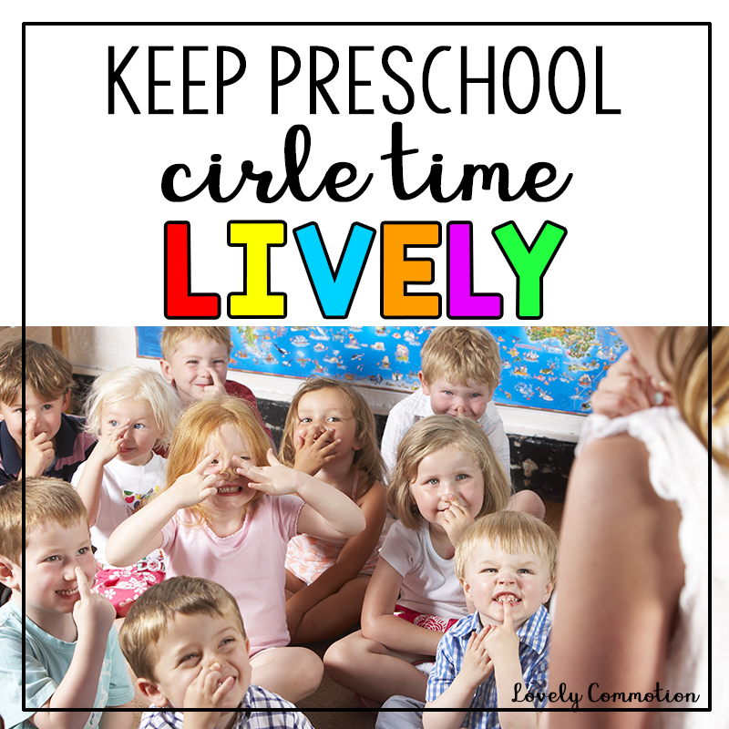 preschool circle time tips