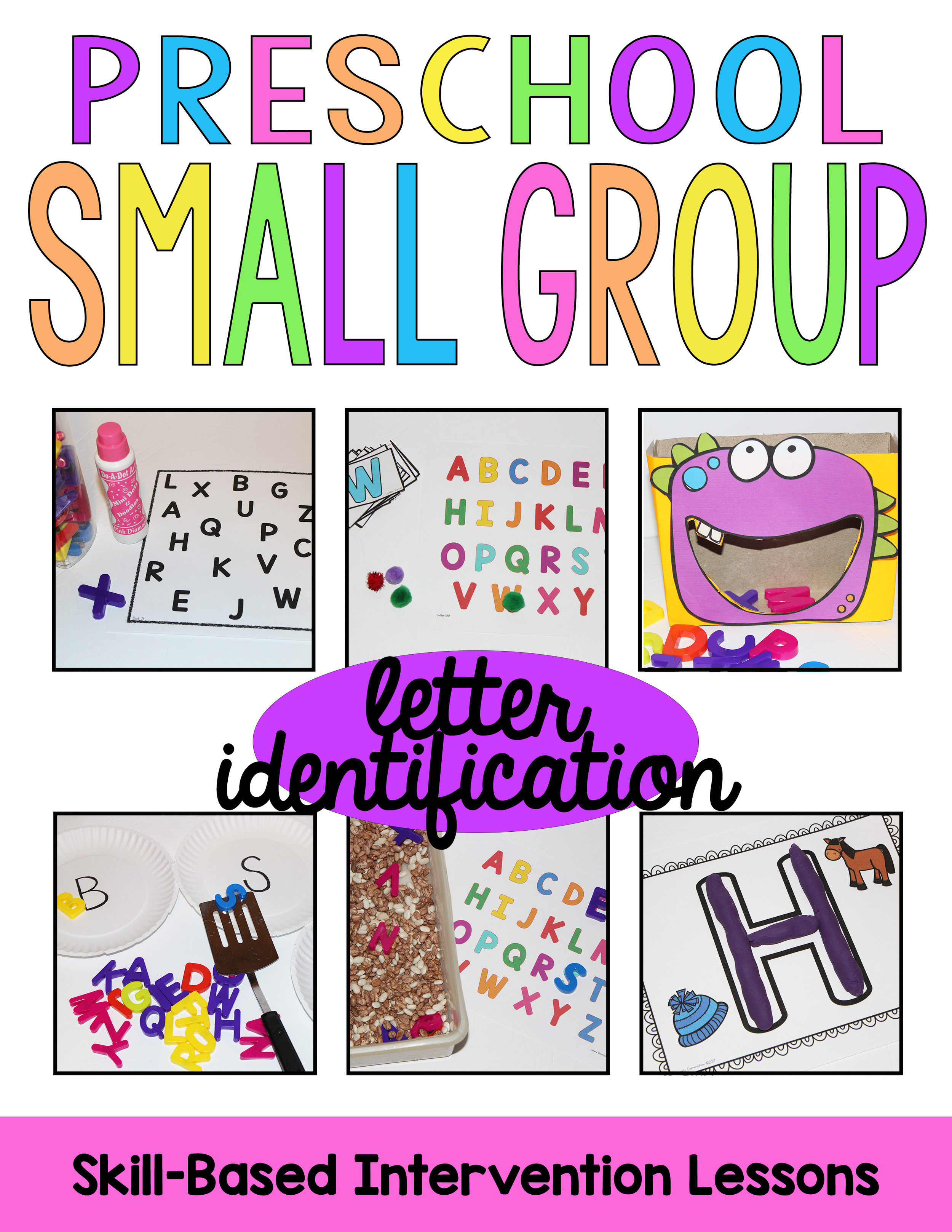 Small Group- Letter ID