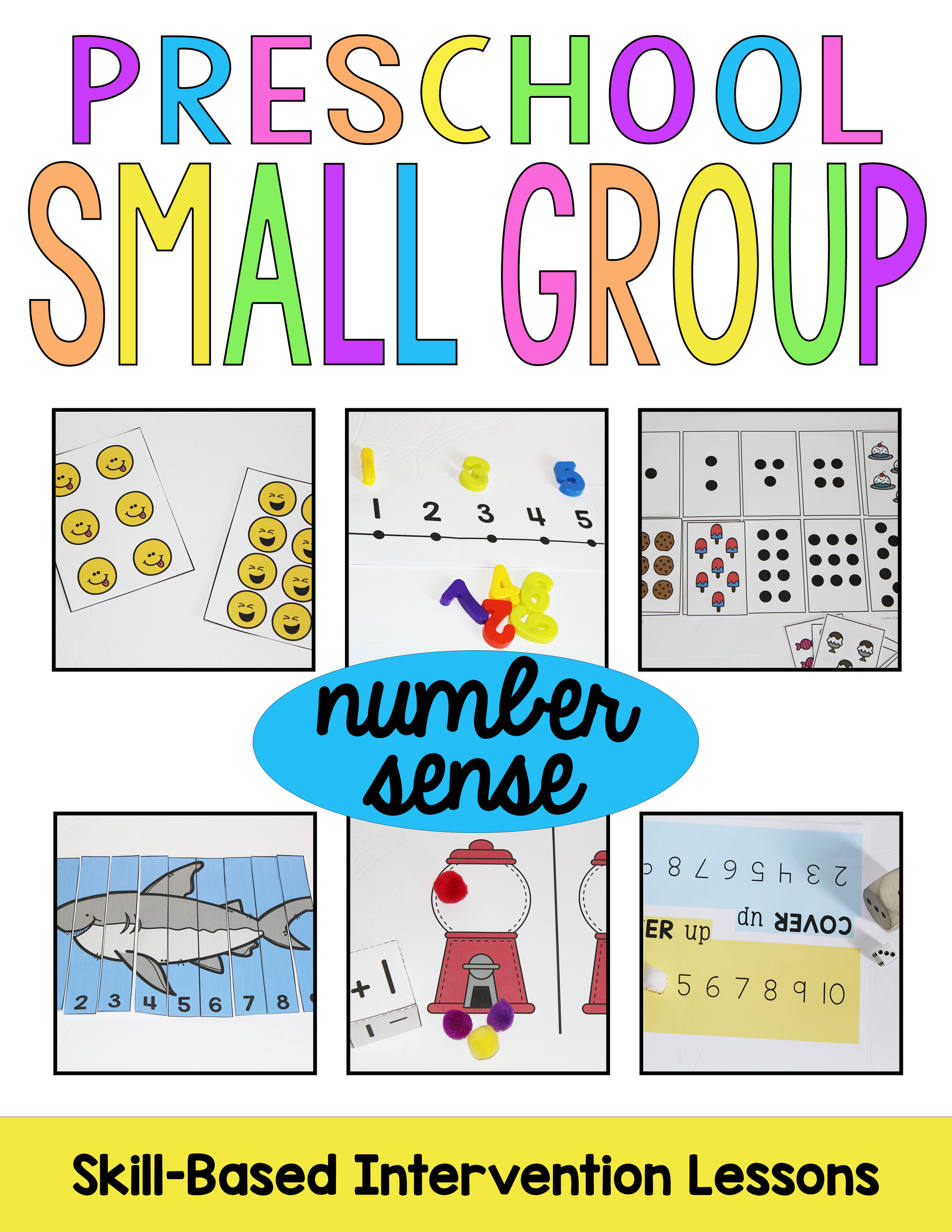 Small Group: Number Sense