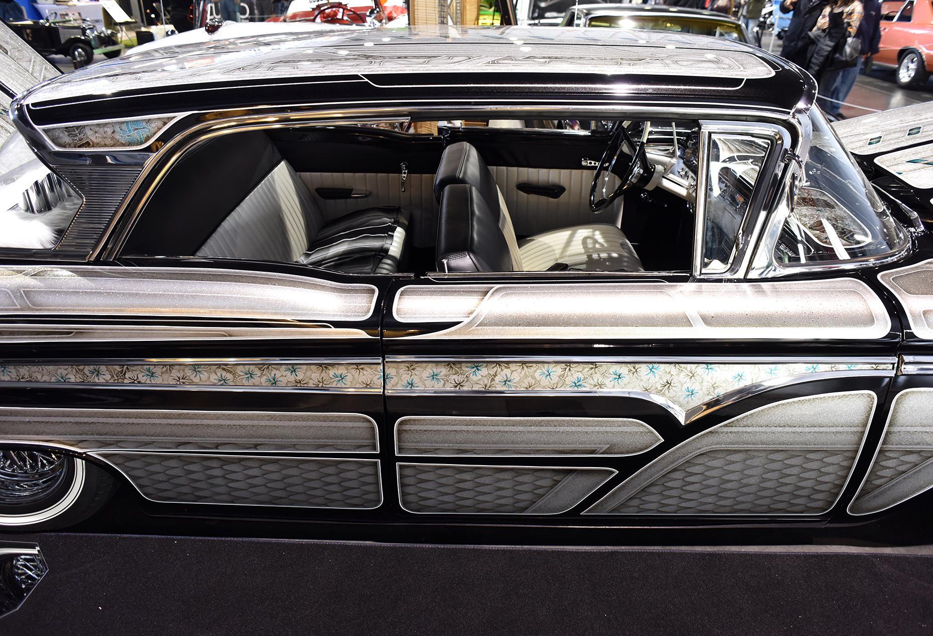 Crazy panel job on an Edsel called Relentless