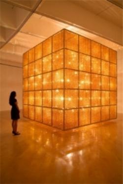 Cube Light  by Ai Weiwei