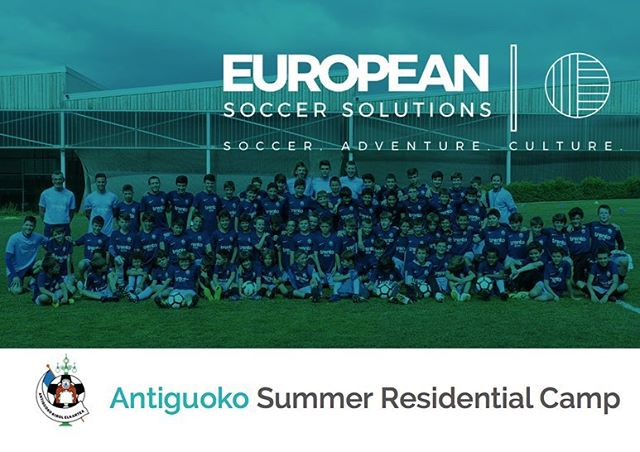 ESS is excited to work with our partner club to provide kids with a summer residential camp experience that gives them great insight into the culture of @antiguoko_ke and the Basque region of Spain.  This camp is for field players and goalkeepers aged 7-16. Reserve your spot as soon as possible by contacting owner Todd Stauber at todd@europeansoccersolutions.com or residency director, Mumbi Kwesele at mumbi@europeansoccersolutions.com.  #europeansoccersolutions  #usyouthsoccer #summer2019 #soccercamp  #BasqueCountry  SOCCER. ADVENTURE. CULTURE. 🛫🇪🇸⚽️