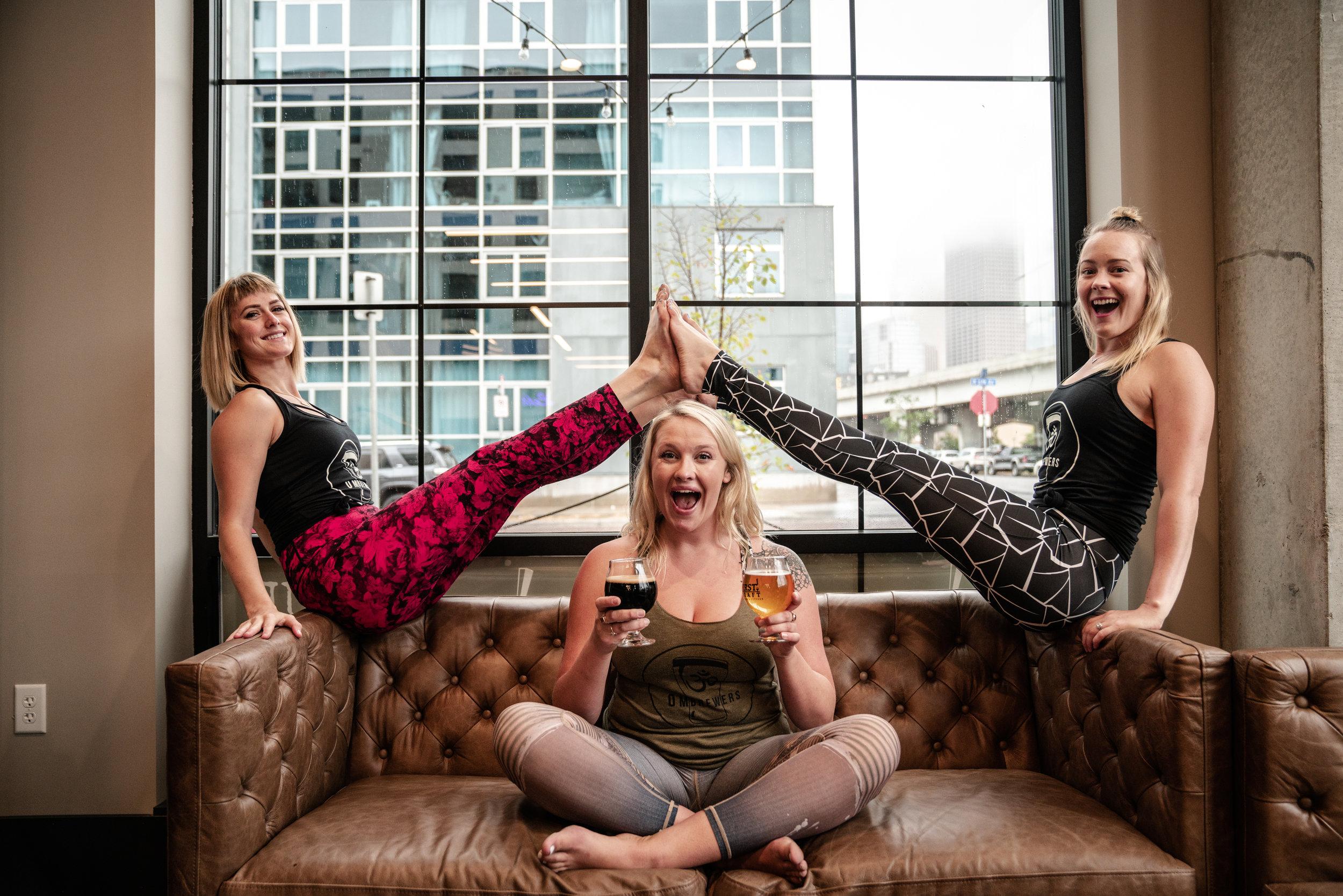 Yoga Beer Wine Cider Taproom LA