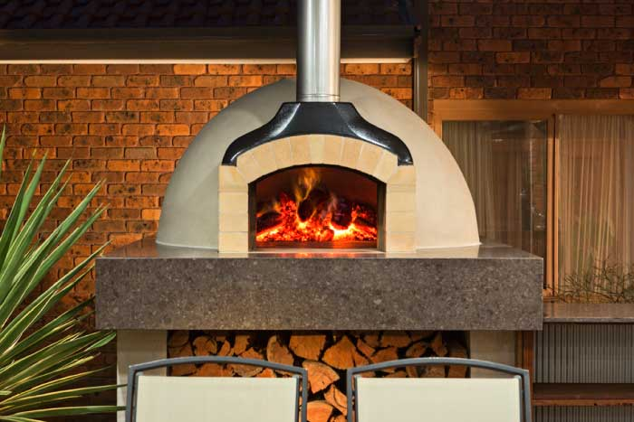 BRICK OVEN KITS - Our Wood Fired Brick Oven Kits are as authentic as you can get. With all the firebricks cut to size, building a real Brick Oven has never been so easy.