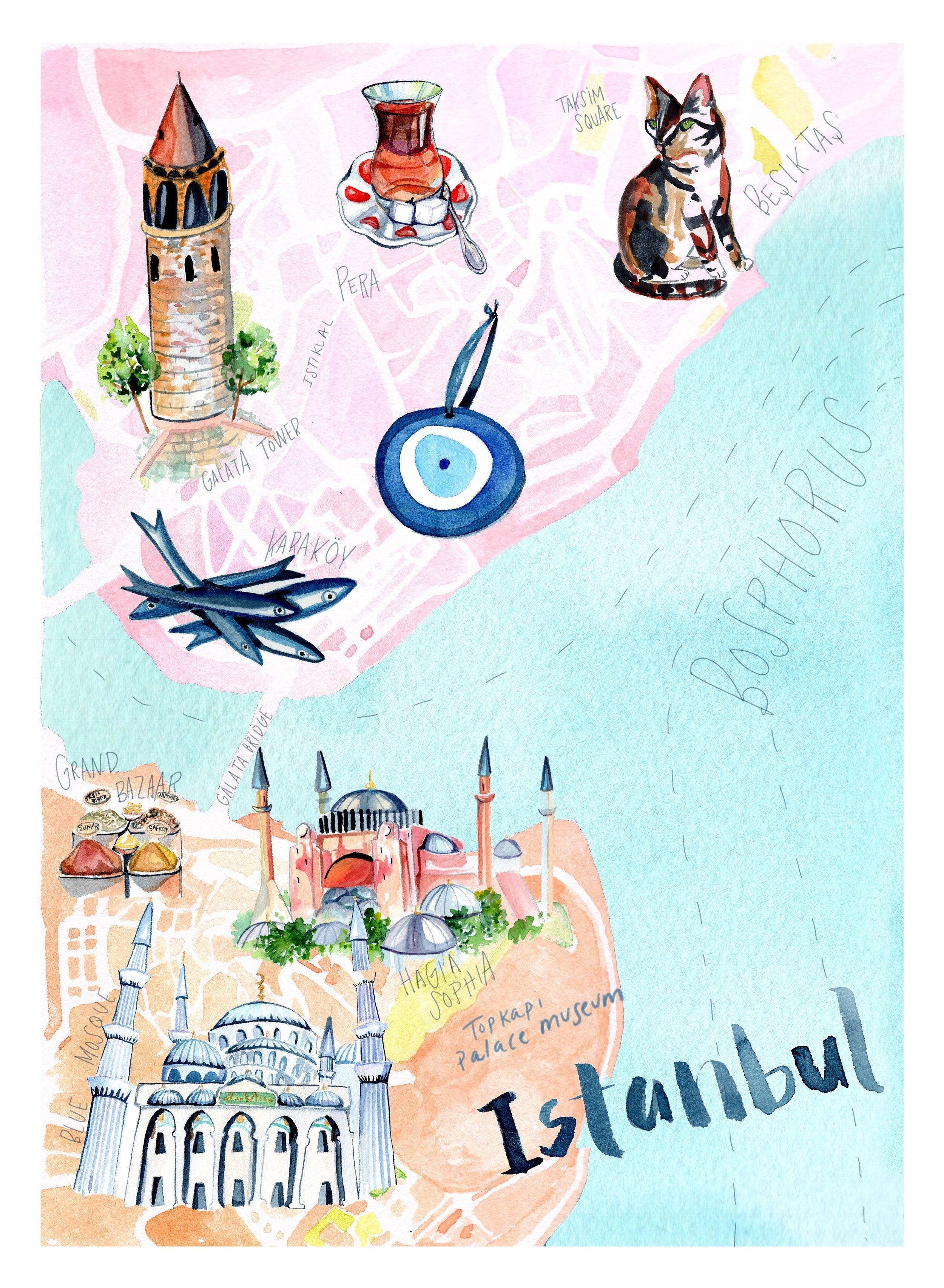 Napoli Istanbul Map.jpg