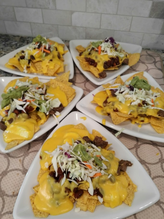 Edited to add:  Here is the nacho cheese that Amy made with this recipe- looks amazing! -
