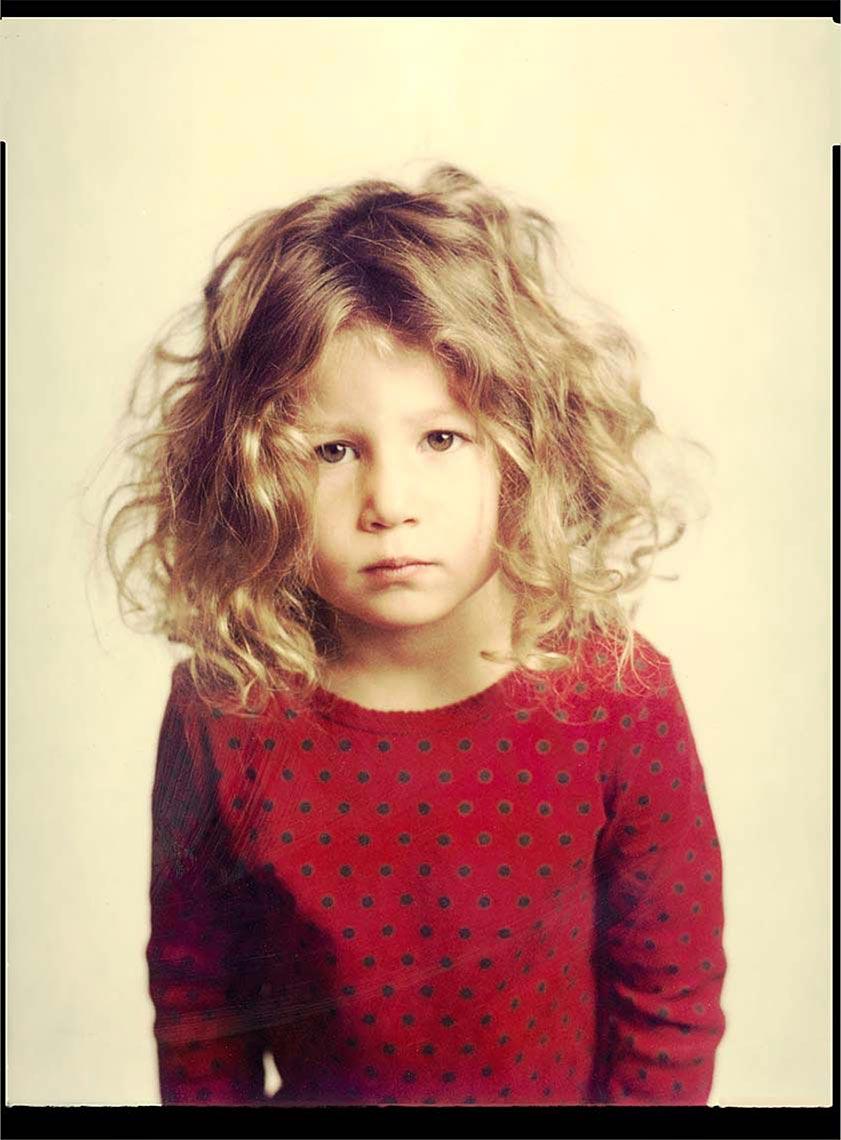 Children Portrait Photography Studio on Film