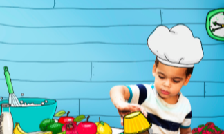 Jr. Chef - Boys and girls will learn how to create tasty treats on their own while learning the chemistry behind cooking. Each kiddo will be supplied with an apron, chef hats and recipe box. Each party can be customized based on the age of the birthday child.