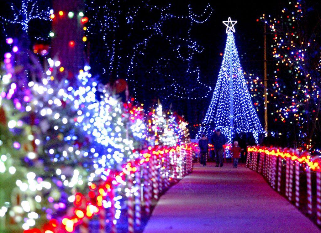 Winter Wonderland. Source: Marshfield News Herold