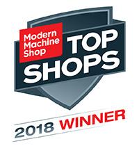 Hastreiter Industries is a 2018 Top Shop winner from Modern Machine Shop magazine.
