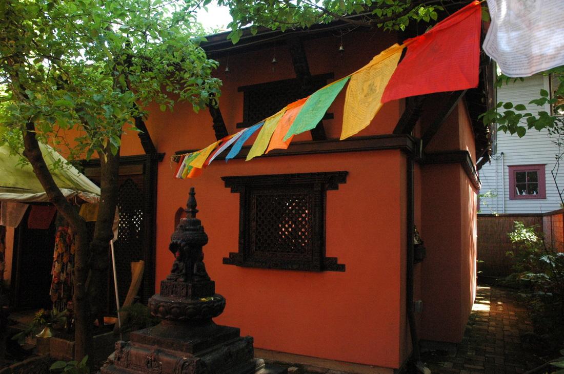 Mandal Temple