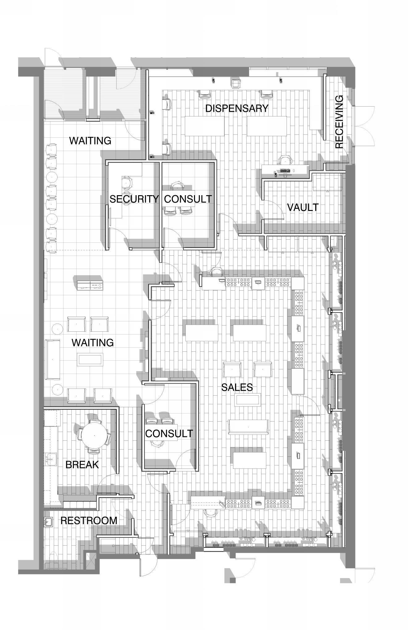 Harka Architecture Fine Fettle presentation Plan