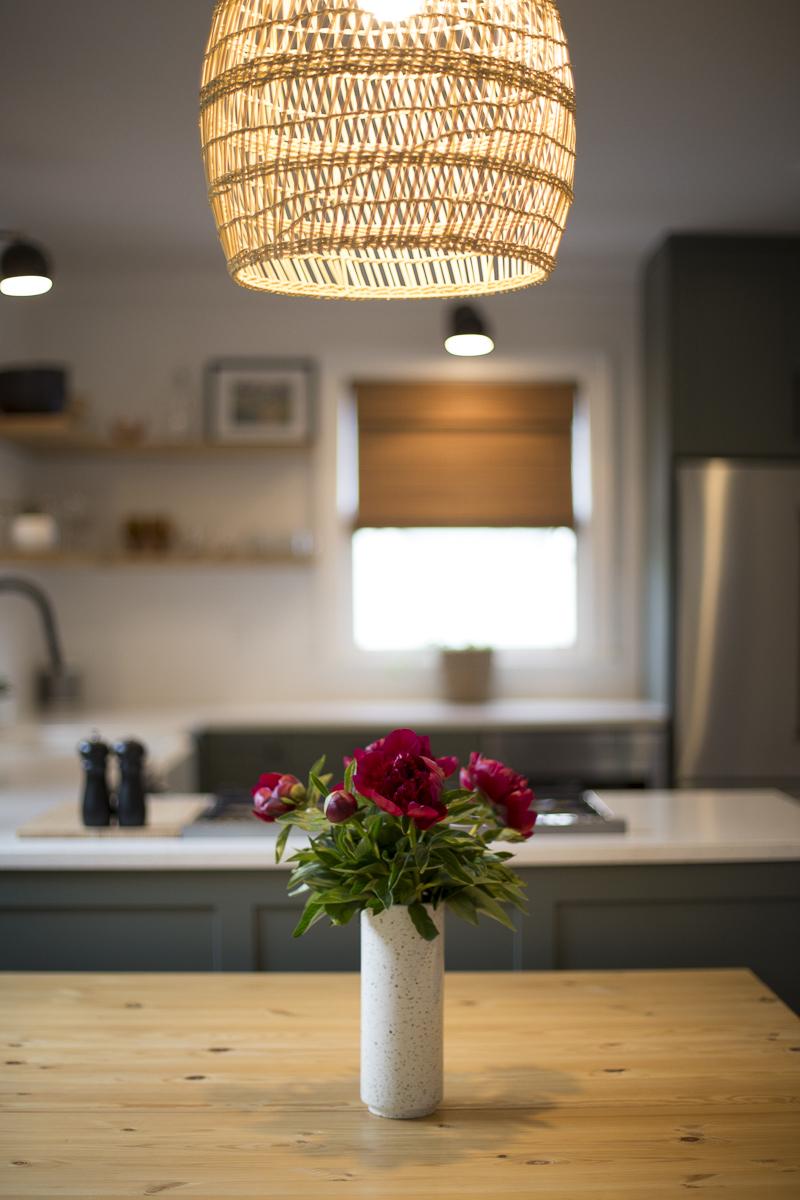 Harka Architecture Rose City Park Kitchen  Lighting Fixture