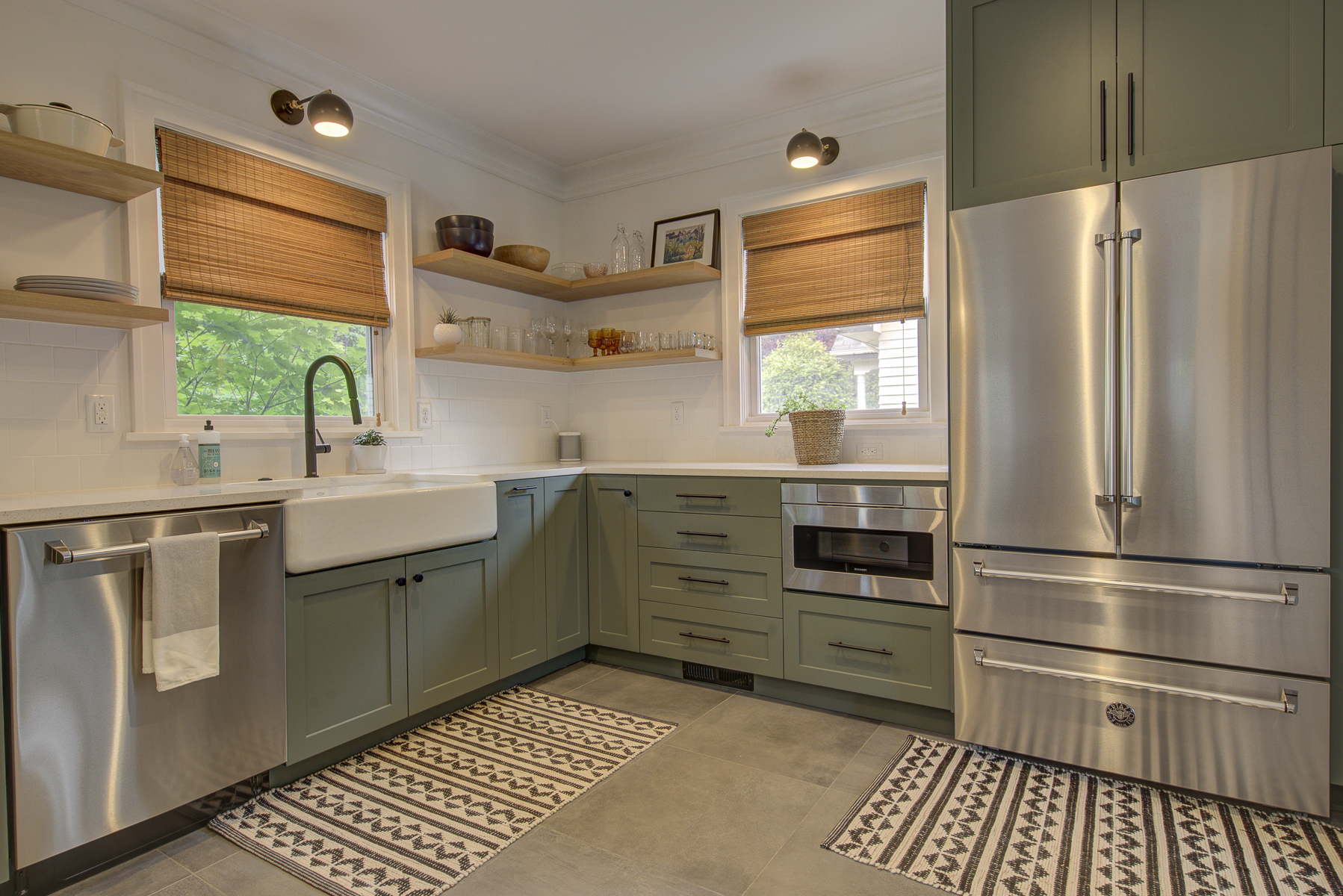 Harka Architecture Rose City Park Kitchen Remodel