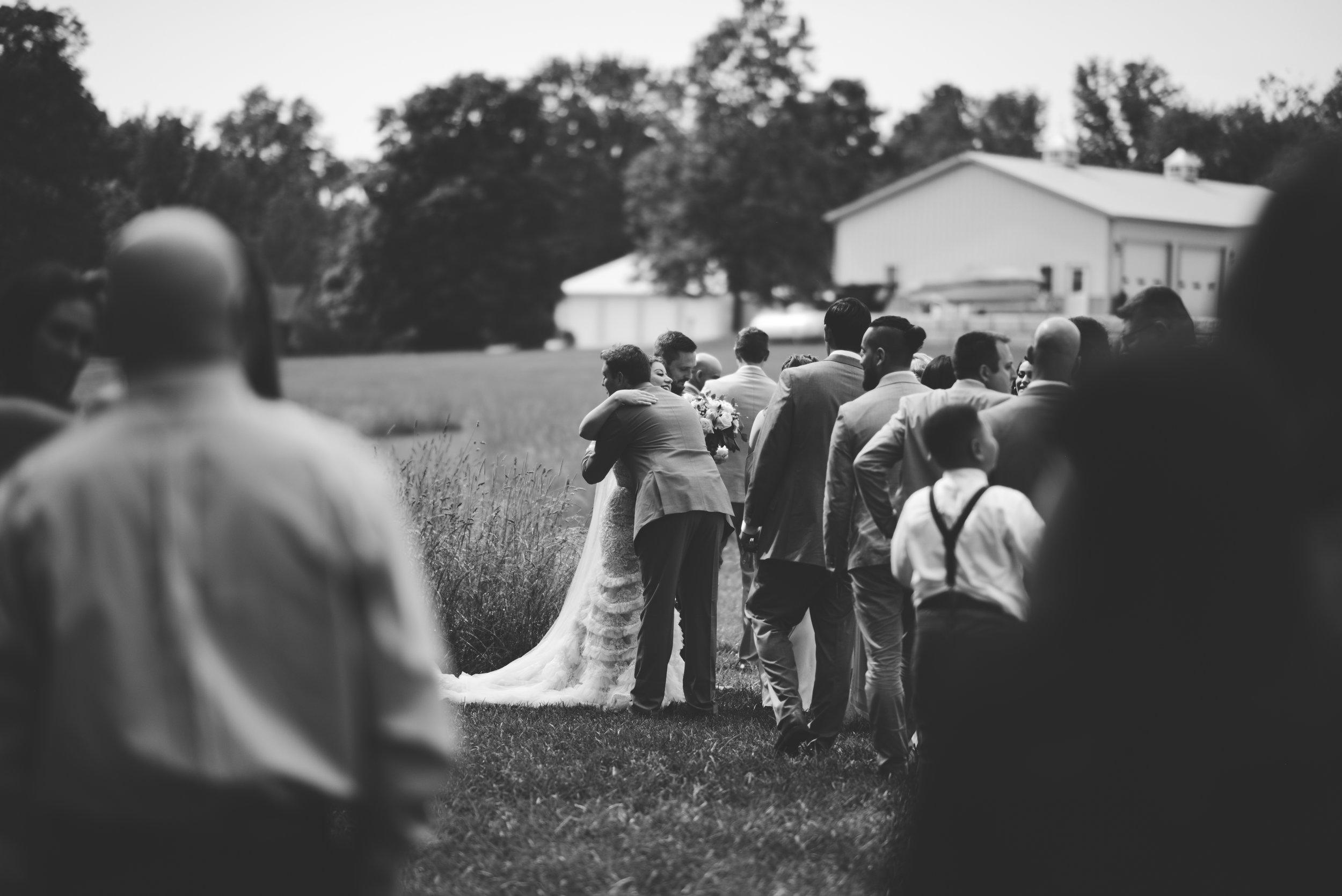 Indianapolis wedding photography - Hidden Brook Acres - Brewer Wedding