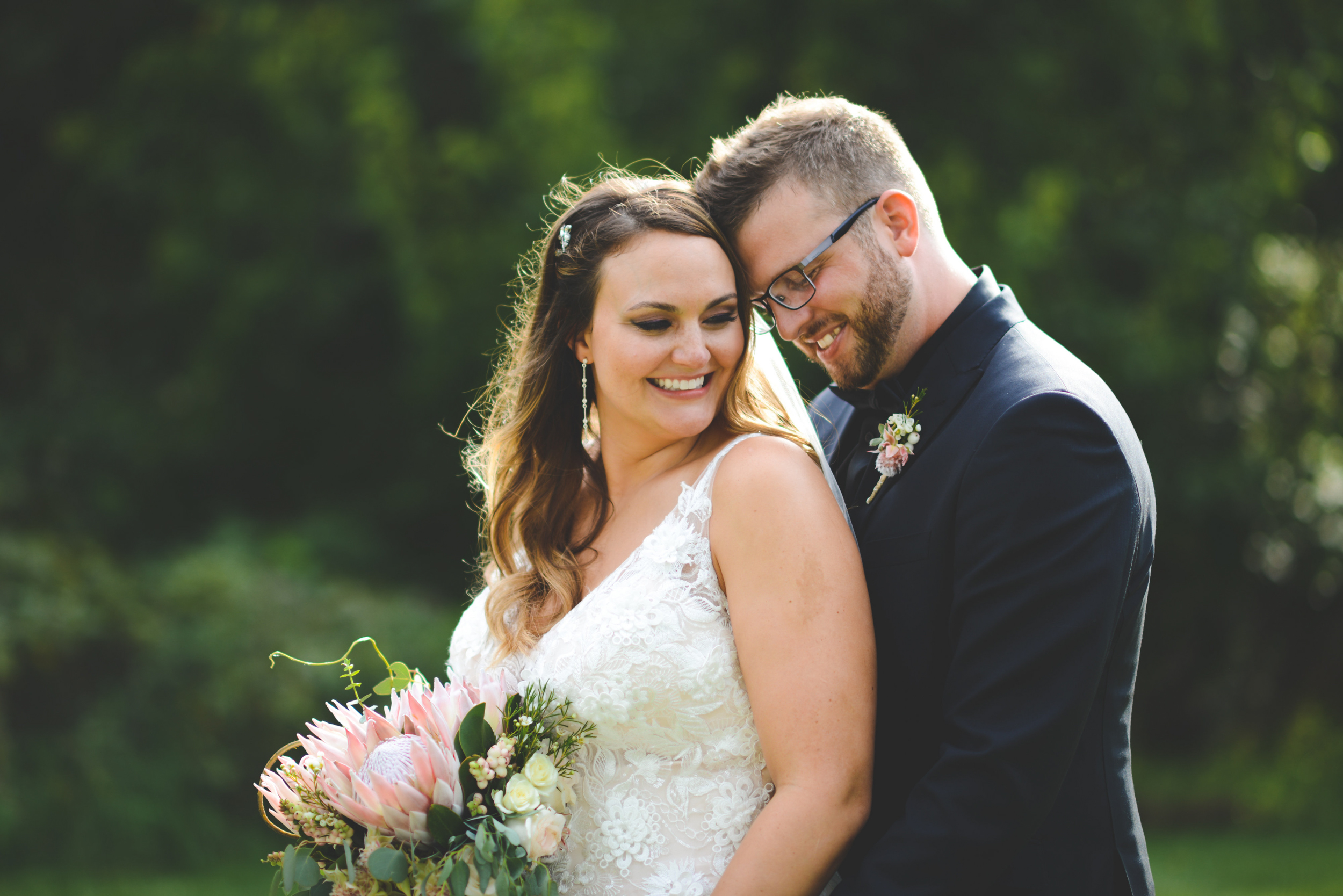 Indianapolis wedding photography - Mustard Seed Gardens - Moss wedding