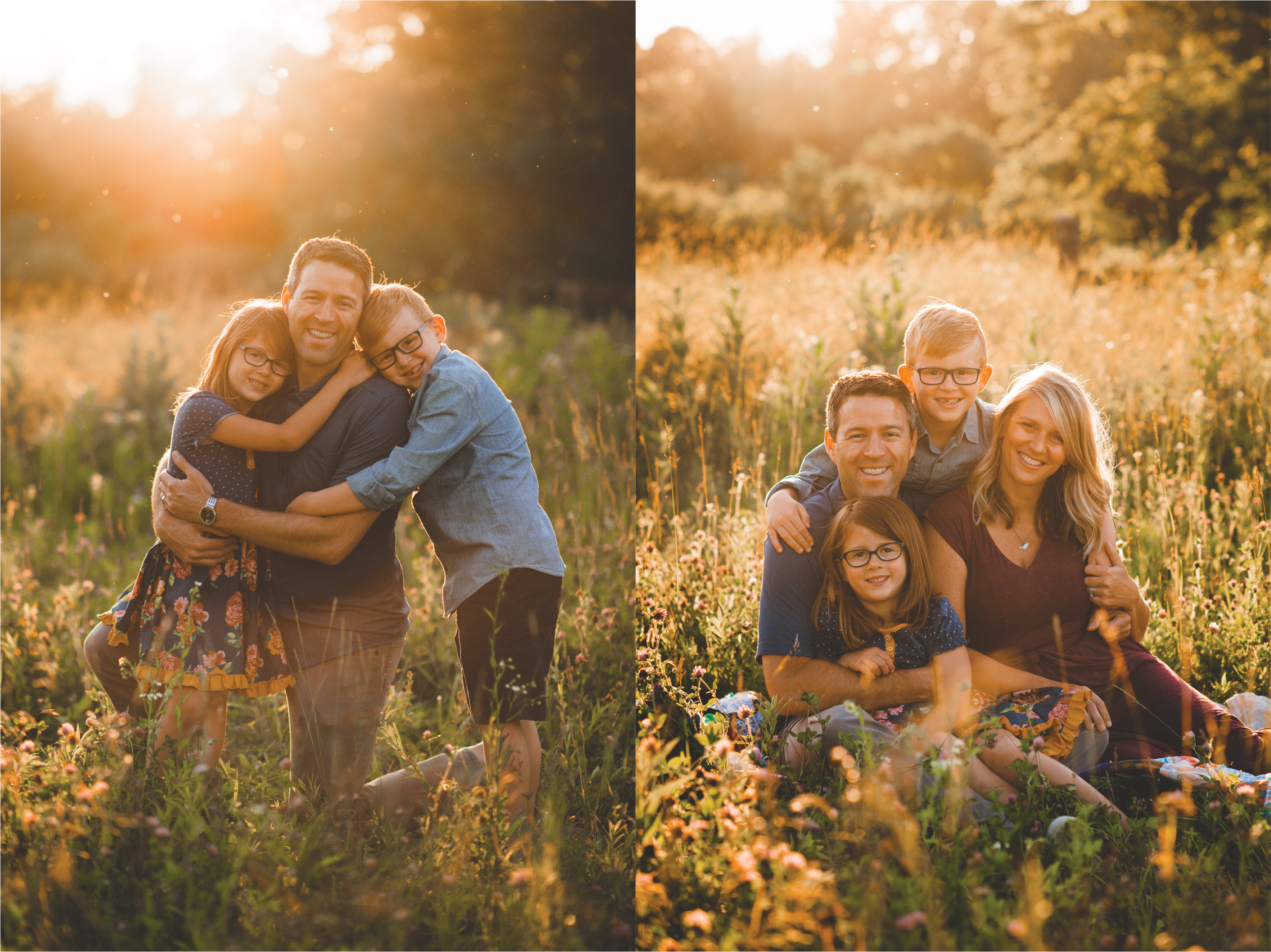 Carmel family photography - Witt family