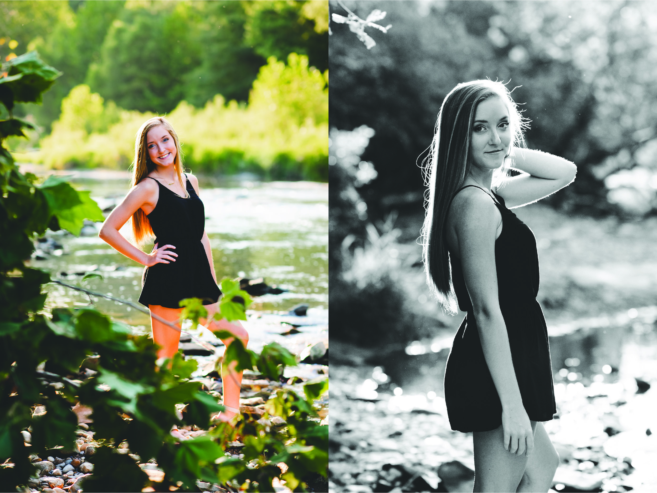 Plainfield senior photography - Ally 2020