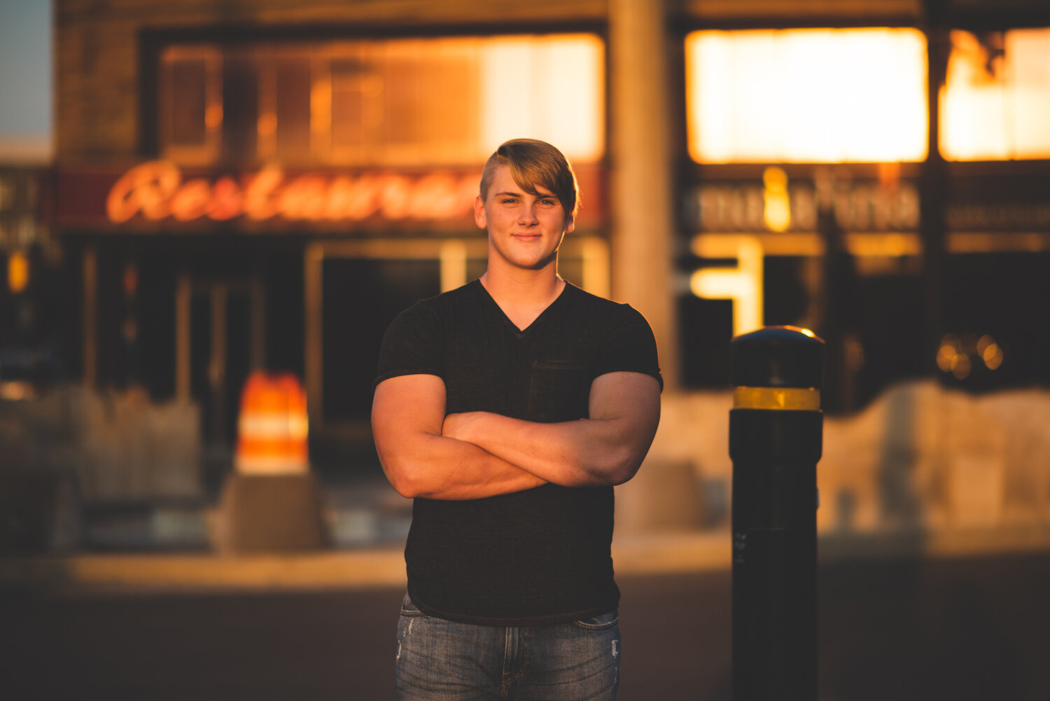 Indianapolis senior photography - Isaiah 2020