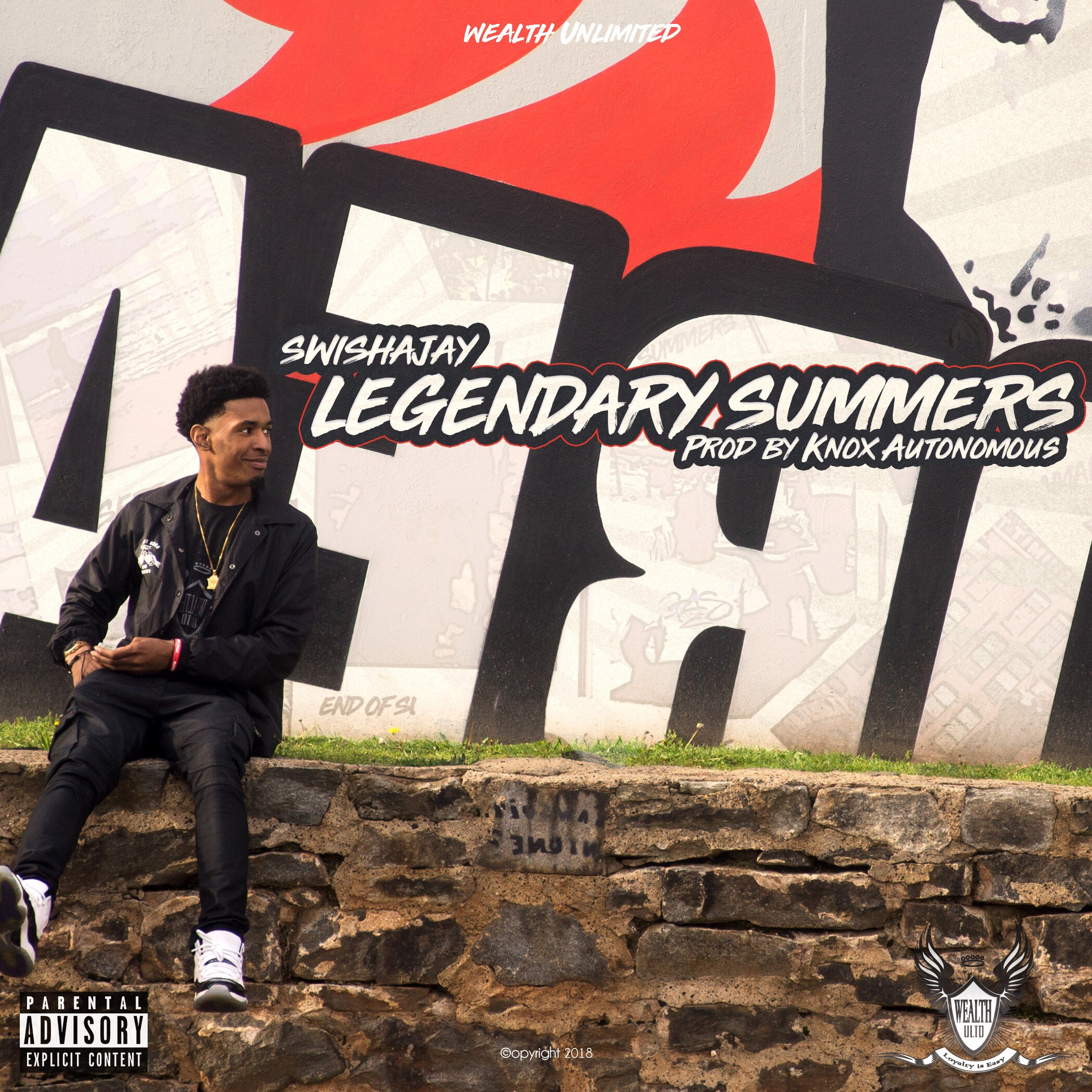 Legendary Summers - OUT NOW!