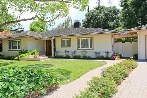 250 YERBA SANTA, LOS ALTOS - SOLD: $3,055,000 | Represented Seller