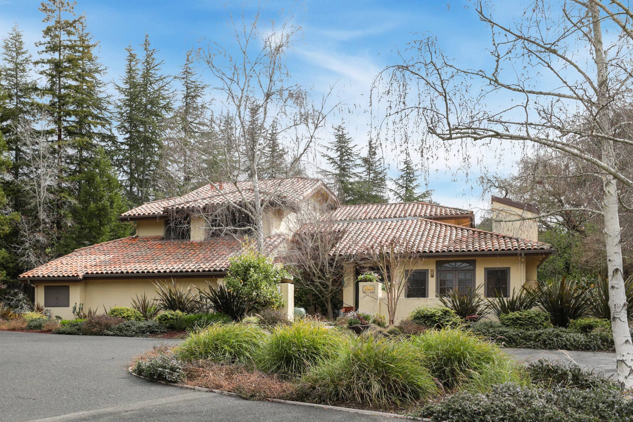 27827 VIA FELIZ, LOS ALTOS HILLS - SOLD: $4,600,000 | Represented Seller