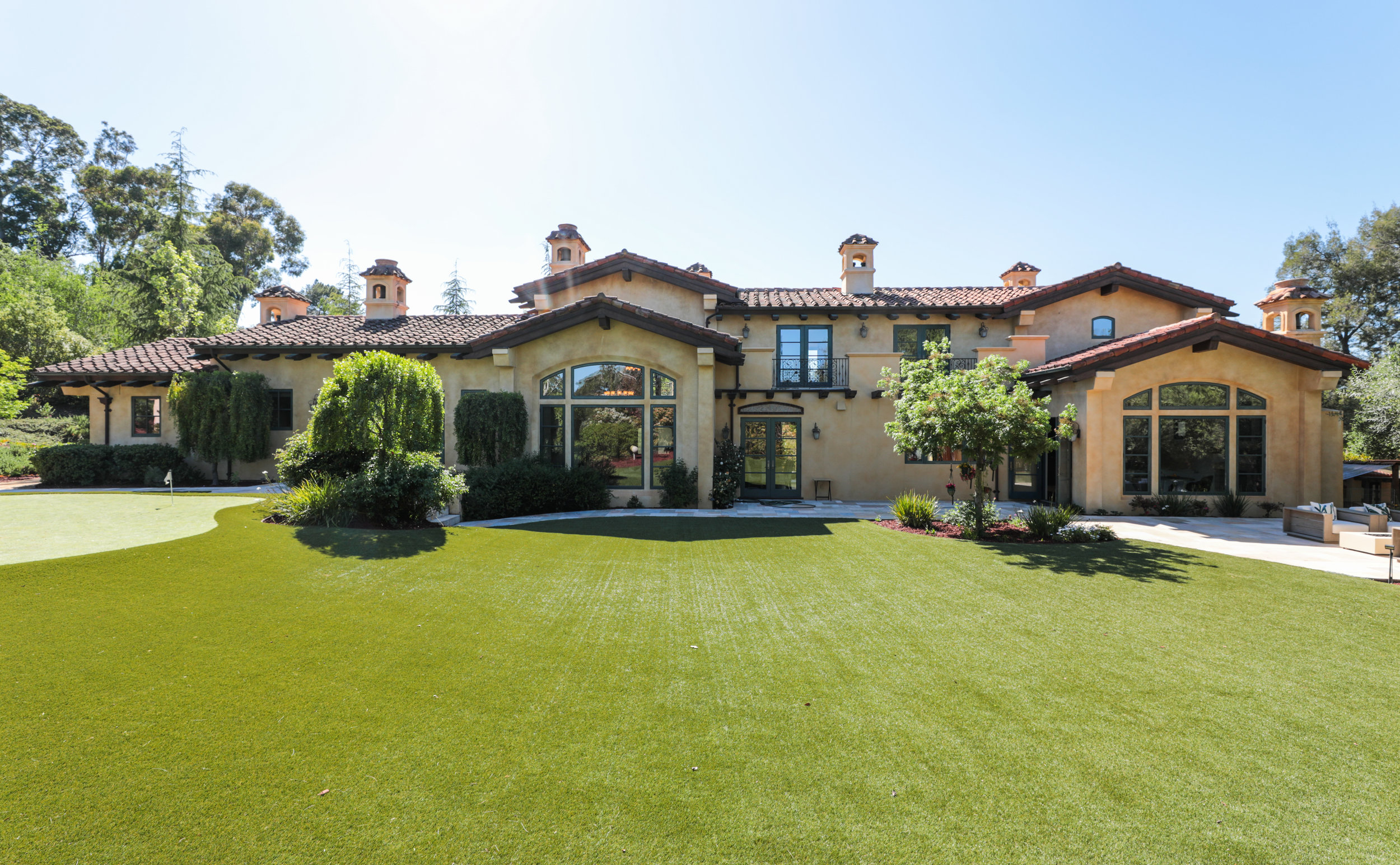 13936 FREMONT PINES, LOS ALTOS HILLS - SOLD: $8,798,800 | Represented Seller