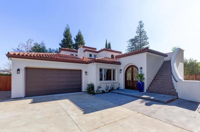549 SLEEPER AVENUE, MOUNTAIN VIEW - SOLD: $ 3,250,000 | Represented Buyer