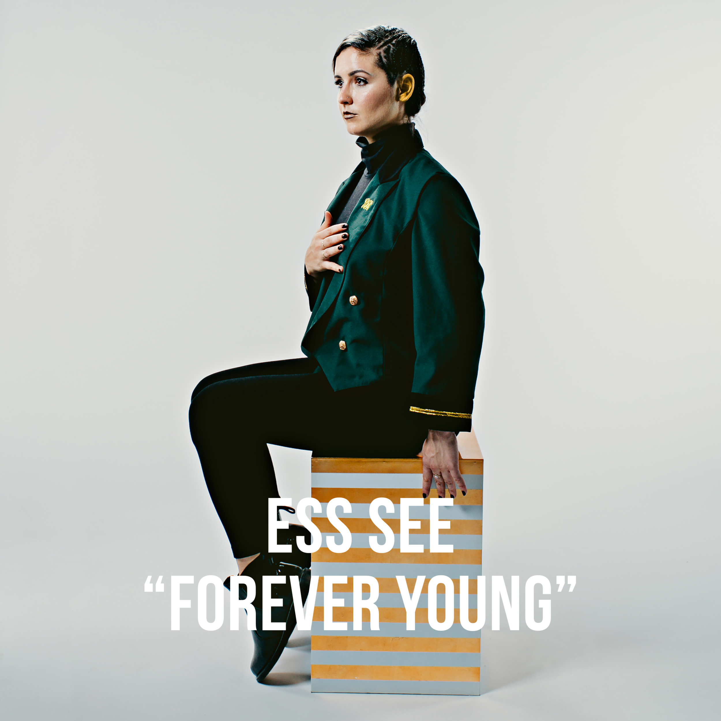 "ESS SEE  ""Forever Young"""