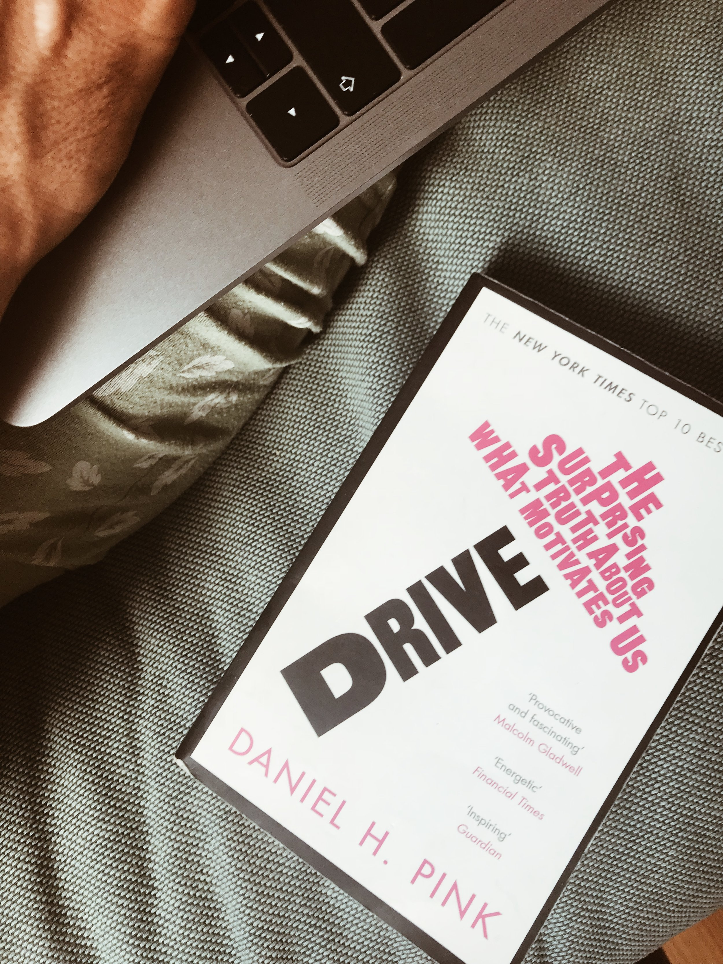Drive - by Daniel H. Pink, Link to Product
