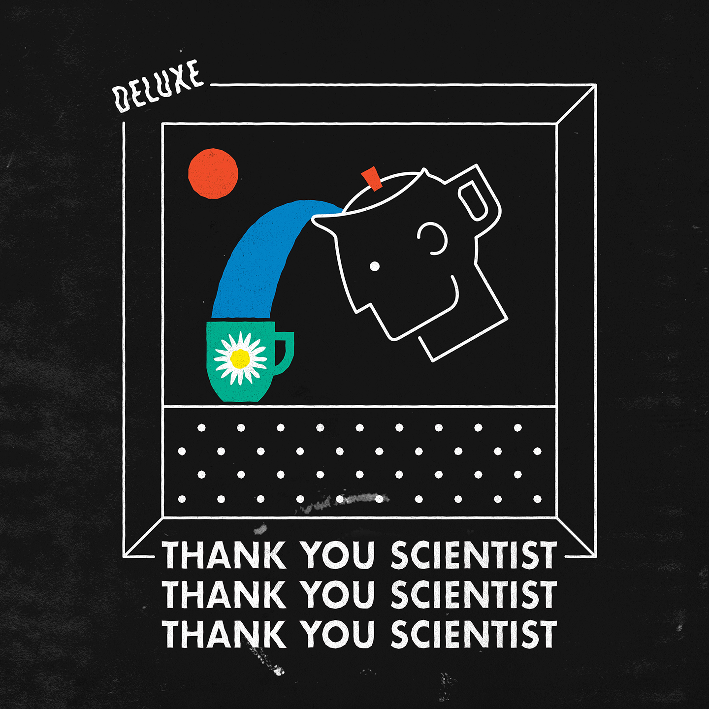 T Shirt designs for Thank You Scientist