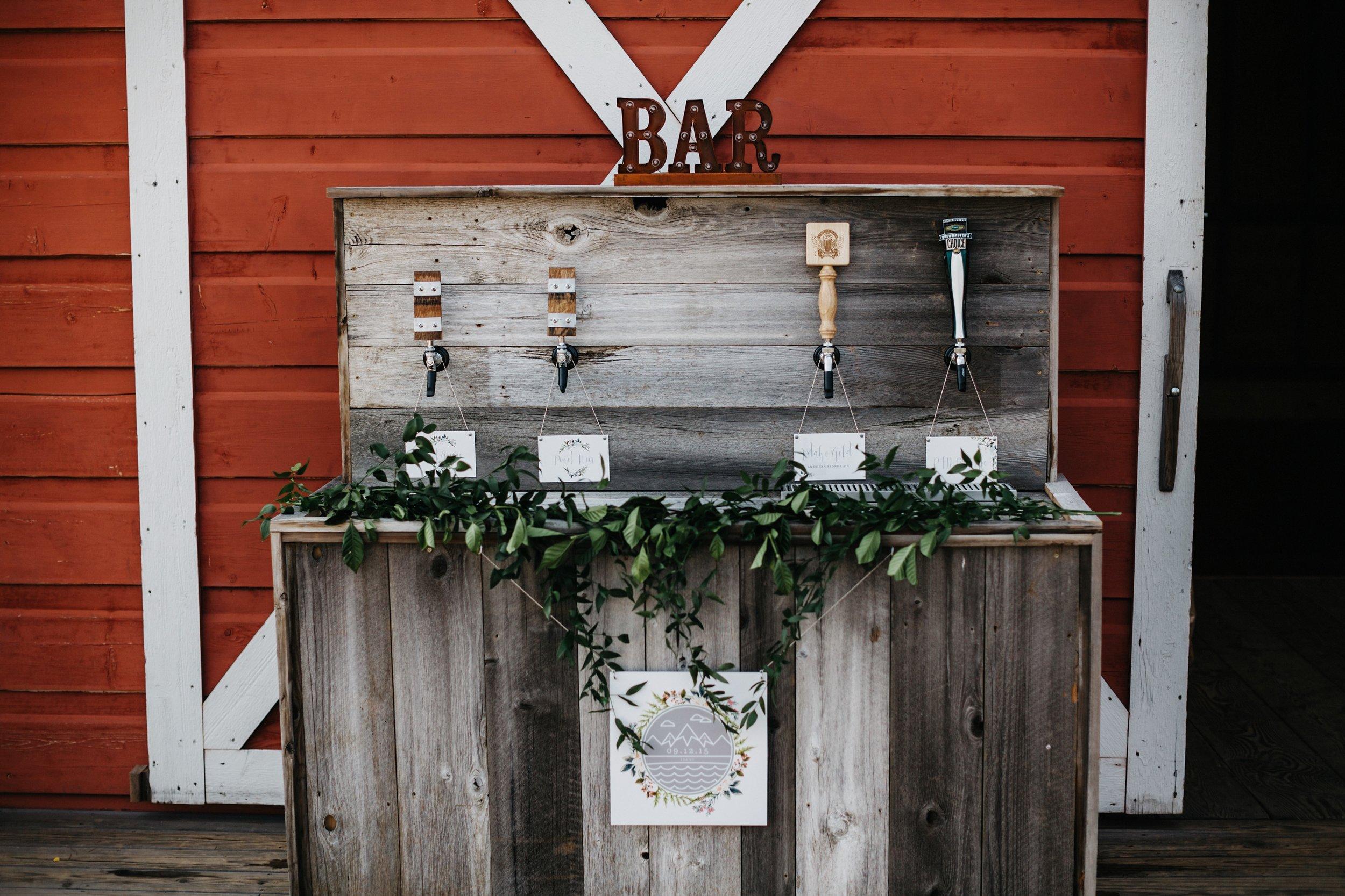 McCall Idaho Wedding | Stacey + Aaron