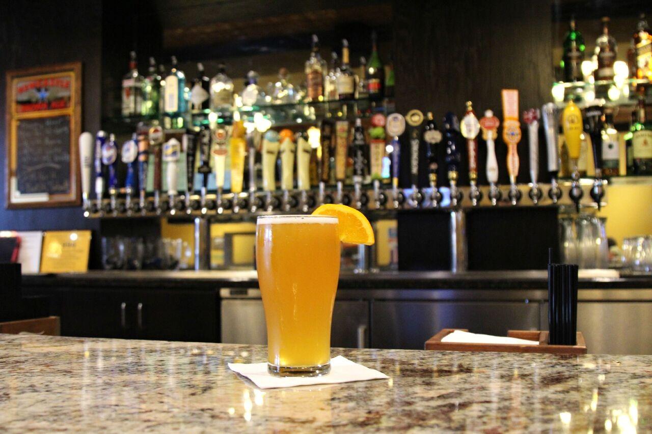 Irish pub fare in the heart of Berkley.