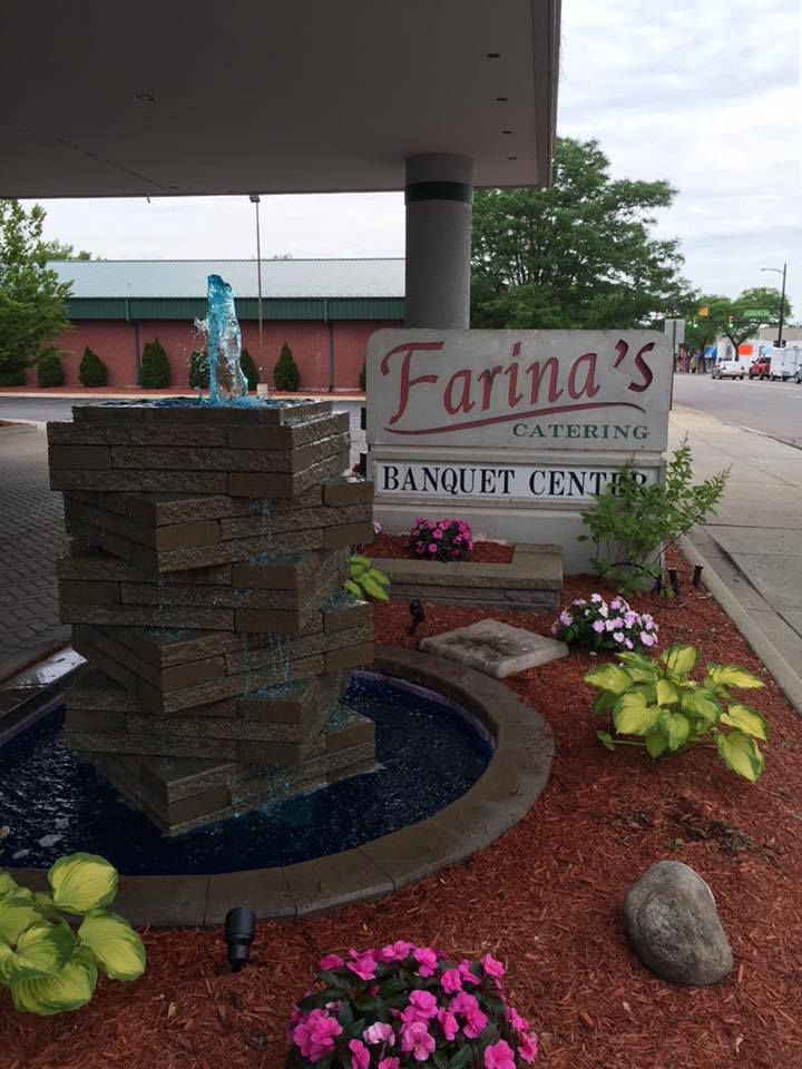 Farina's Banquet Center is family owned and operated and located in the heart of beautiful downtown Berkley, MI. Thy put personal touches on everything they do.