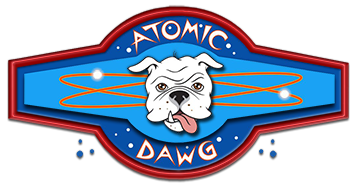Our fresh food and funky, friendly atmosphere makes Atomic Dawg a great place to have a get together or meeting. Ask about reserving our dining room for your next event.