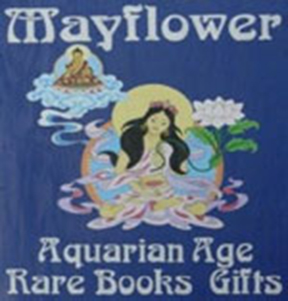 Mayflower Bookshop - open since 1971 and the oldest, most recognized metaphysical shop in the Midwest. Find books on Steiner, Theosophy, Buddhism, magical arts, pagan, Christianity, yoga, self-healing, and positive thinking, and more.