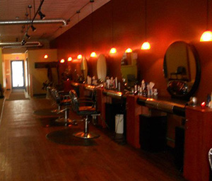 You can get a massage, a manicure and pedicure all in the same place, oh yeah and your hair too!