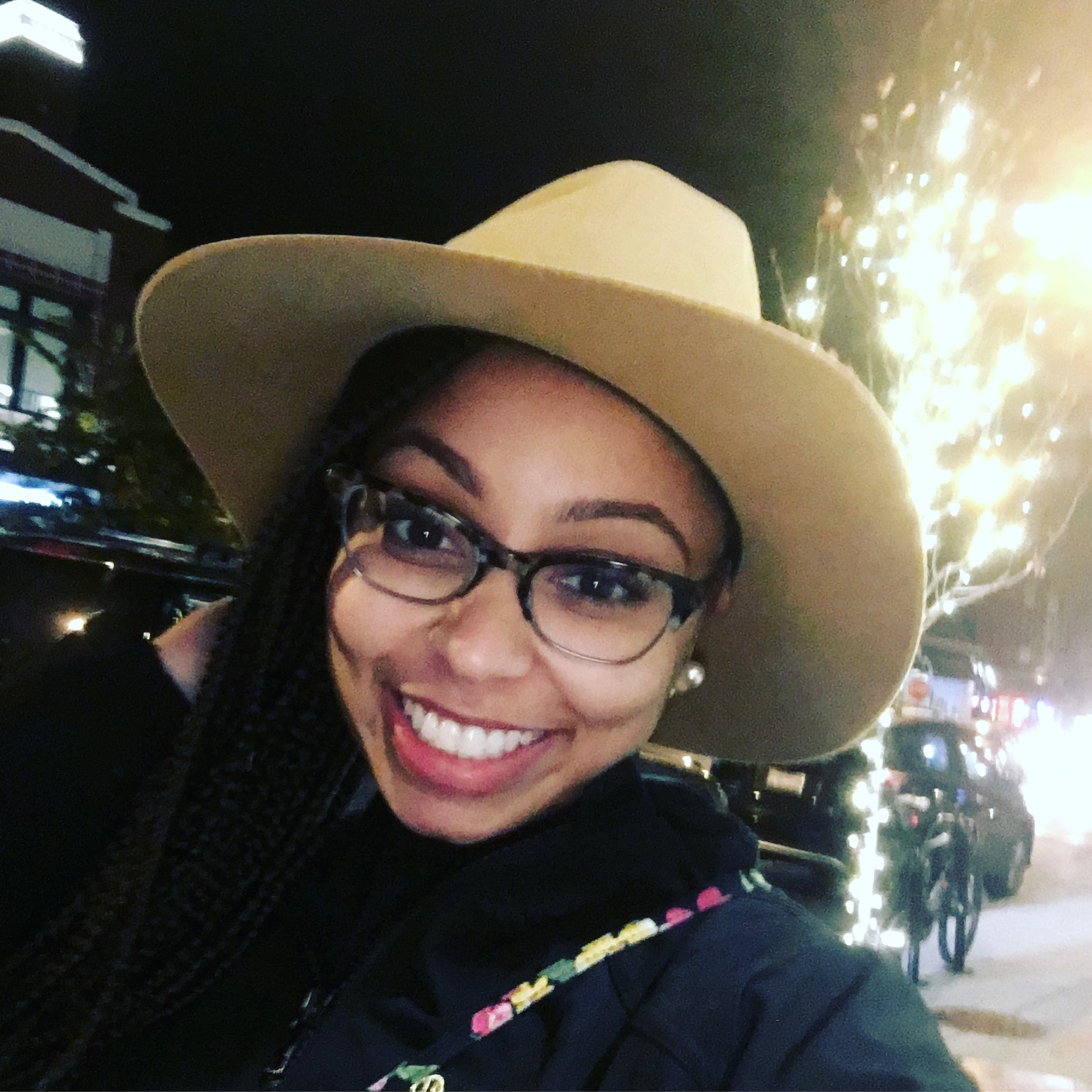 Hi, I'm Leah. Welcome to Y ou Are Black Gold , a blog celebrating Black history and culture from a millennial perspective!