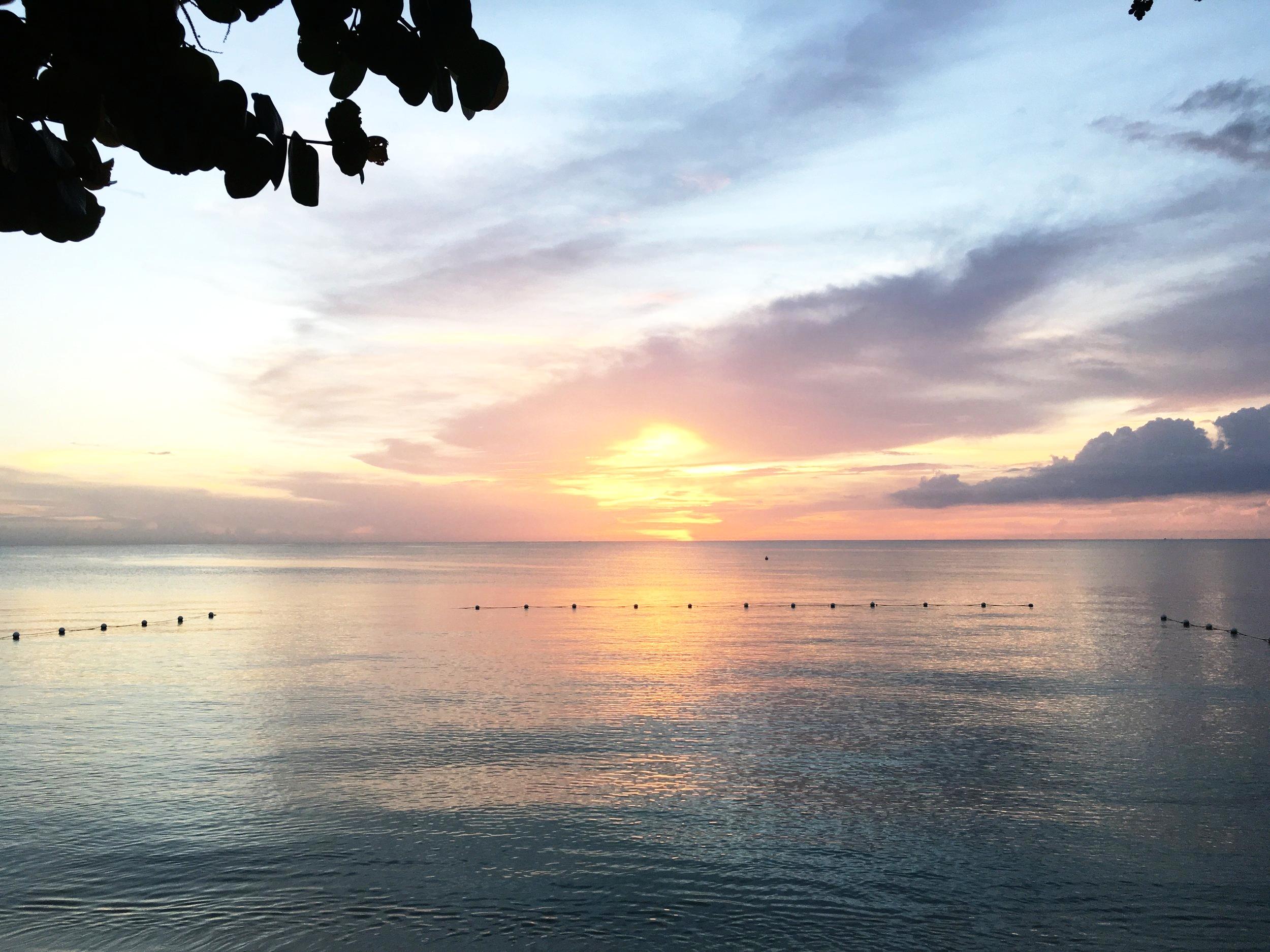 Peaceful Sunset—Negril, Jamaica