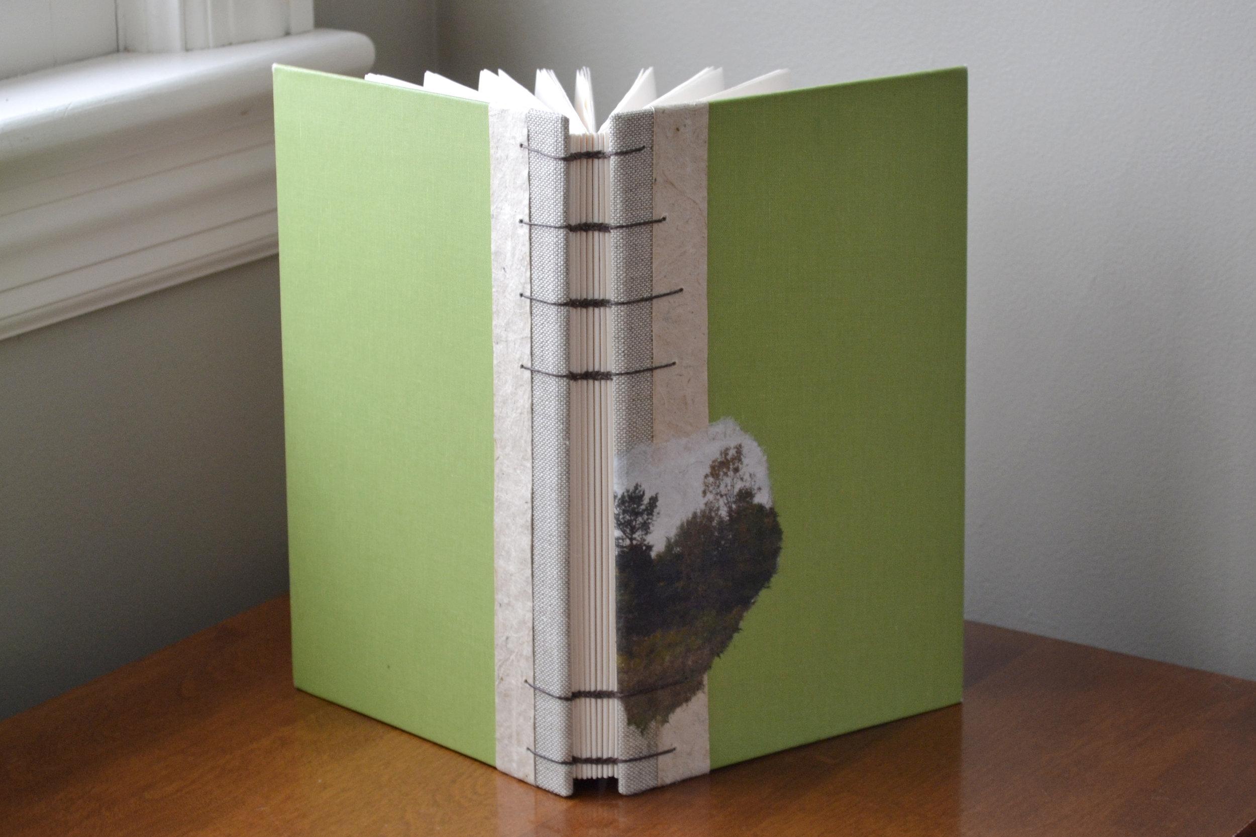 meadow sketchbook