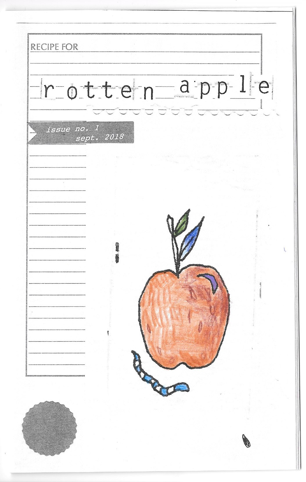 rotten apple issue #1