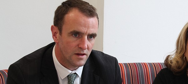 SDLP's Mark H Durkan MLA: One of five elected reps who has signed letter calling for support from Department of Health.
