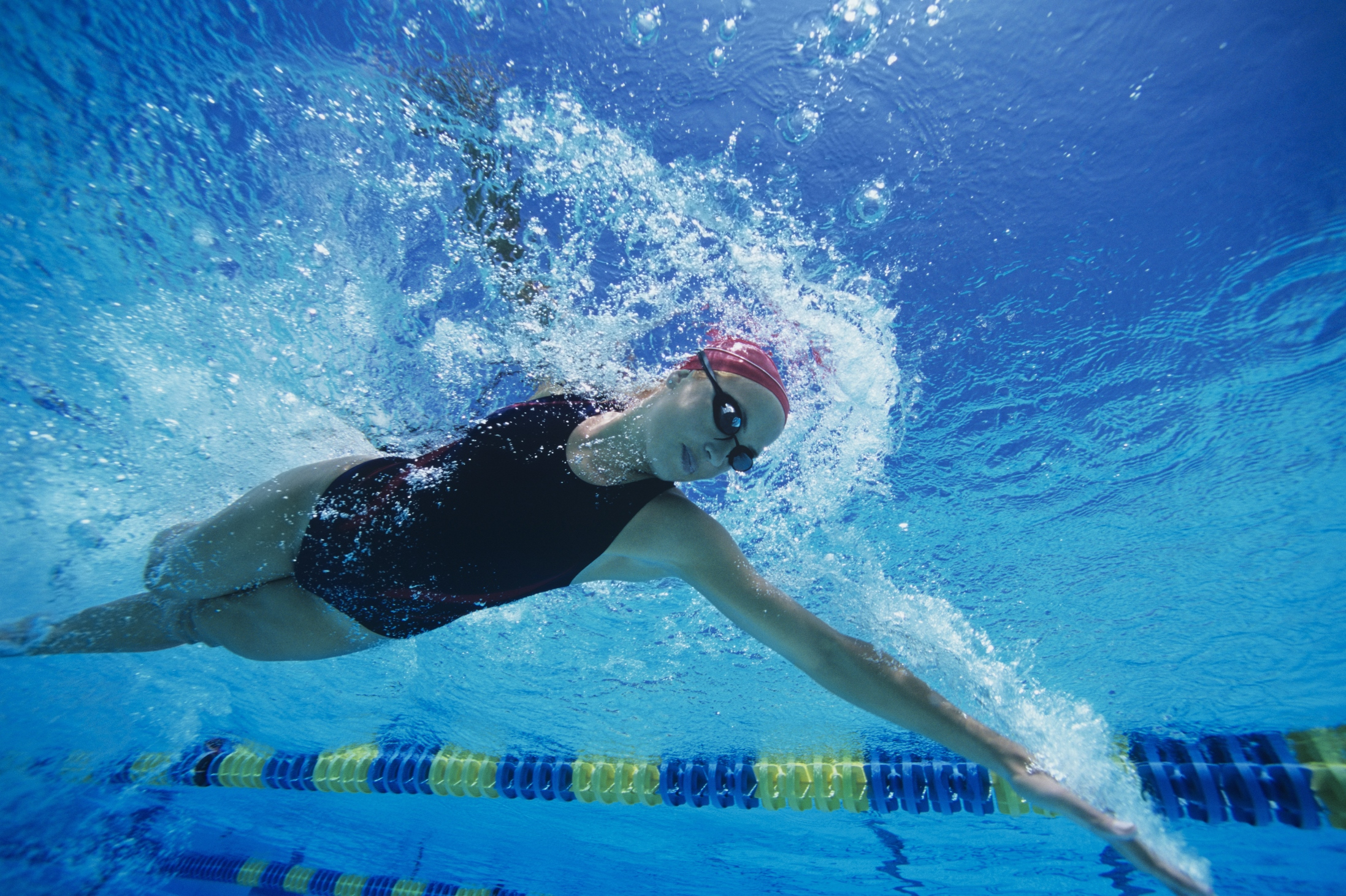 Swimathon, the world's biggest fundraising swim will take place to raise funds for Cancer Research UK and Maire Curie, from Friday March 29 to Sunday March 31 2019.