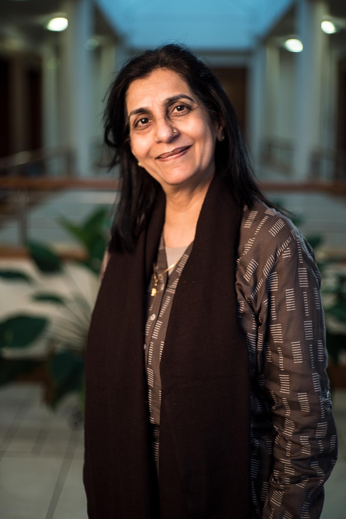 Nisha Tandon OBE, Founder and Director of ArtsEkta