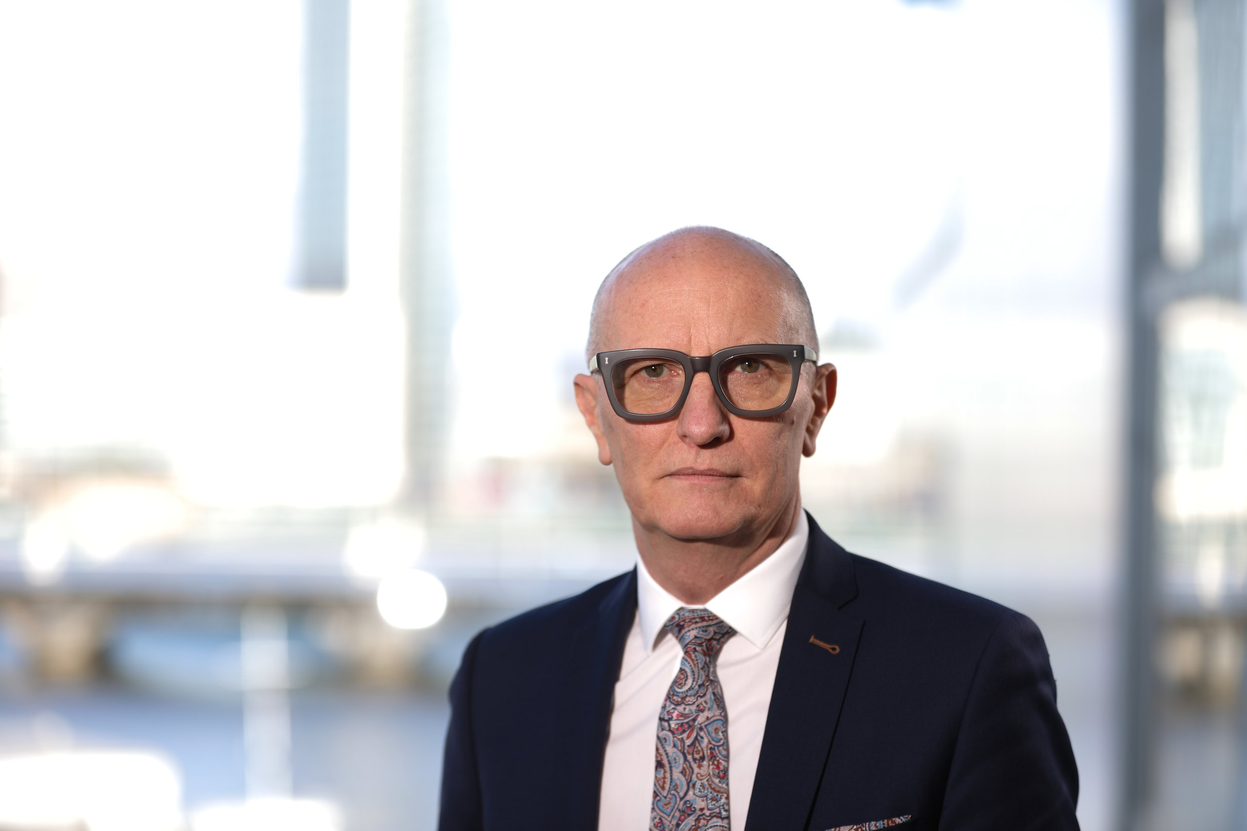 Colin Neill, Chief Executive of Hospitality Ulster