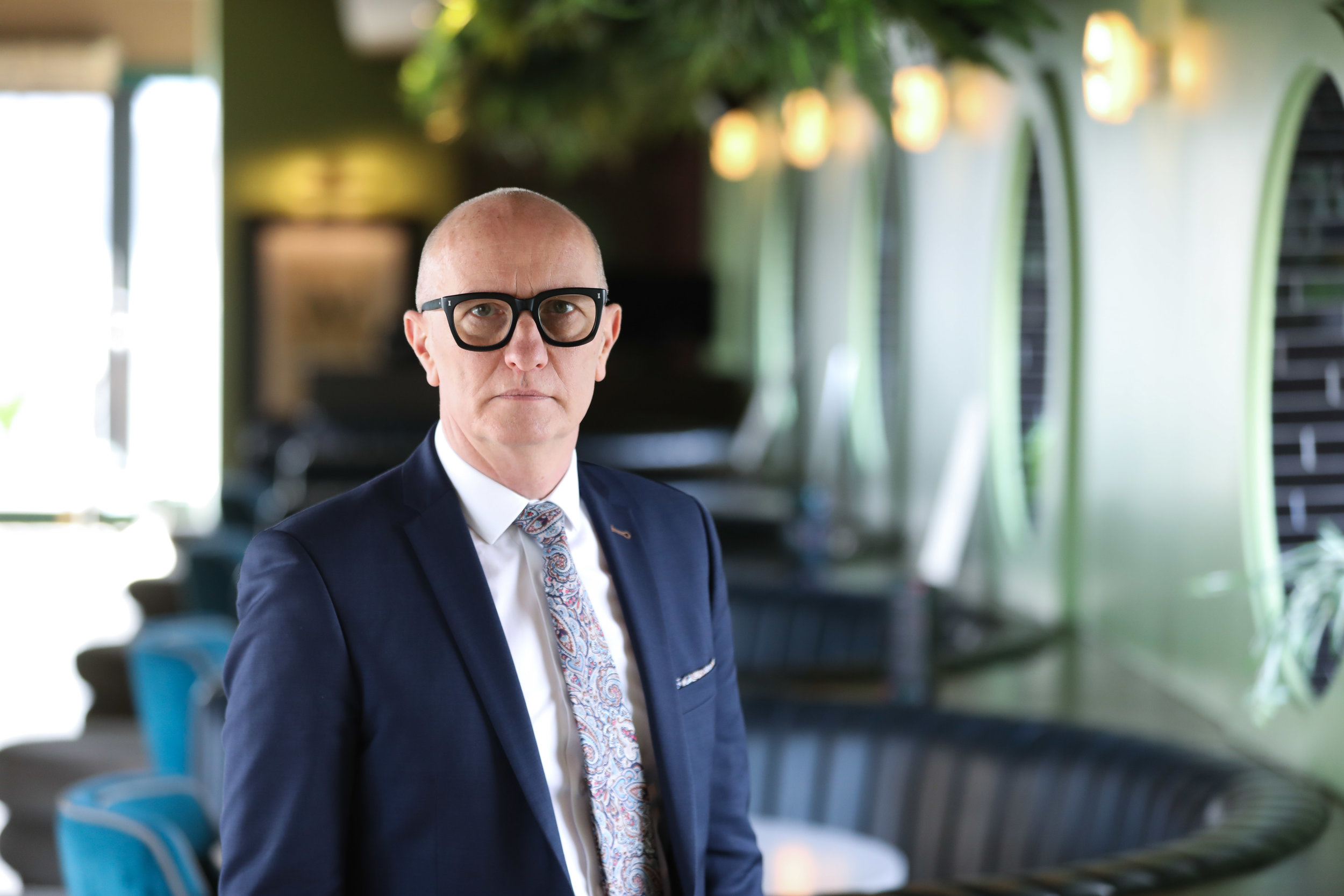 Colin Neill, Hospitality Ulster CEO