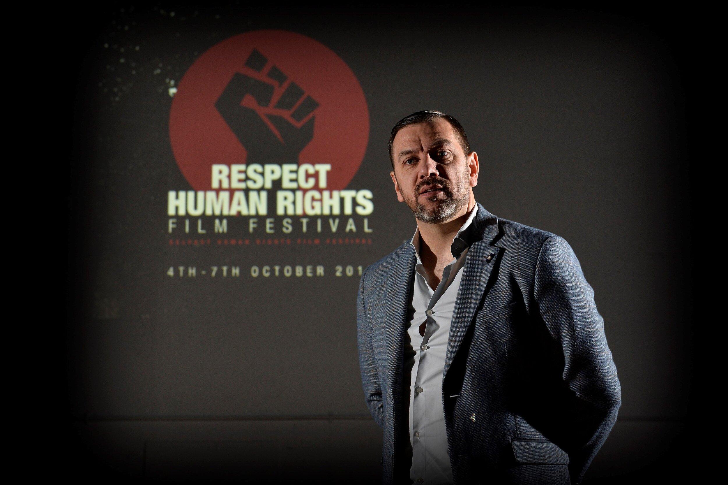 Festival Director, Seán Murray