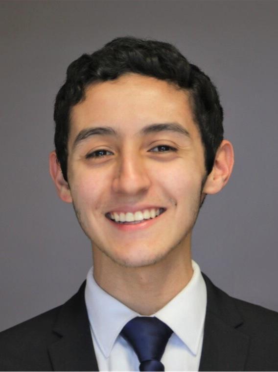 Cristian Puente-Ortiz | President  capuente@iu.edu