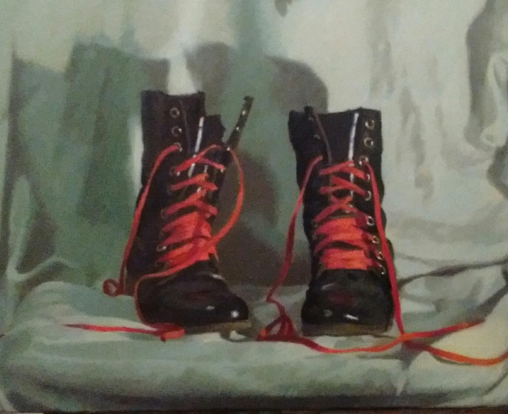 Jinxy's Boots