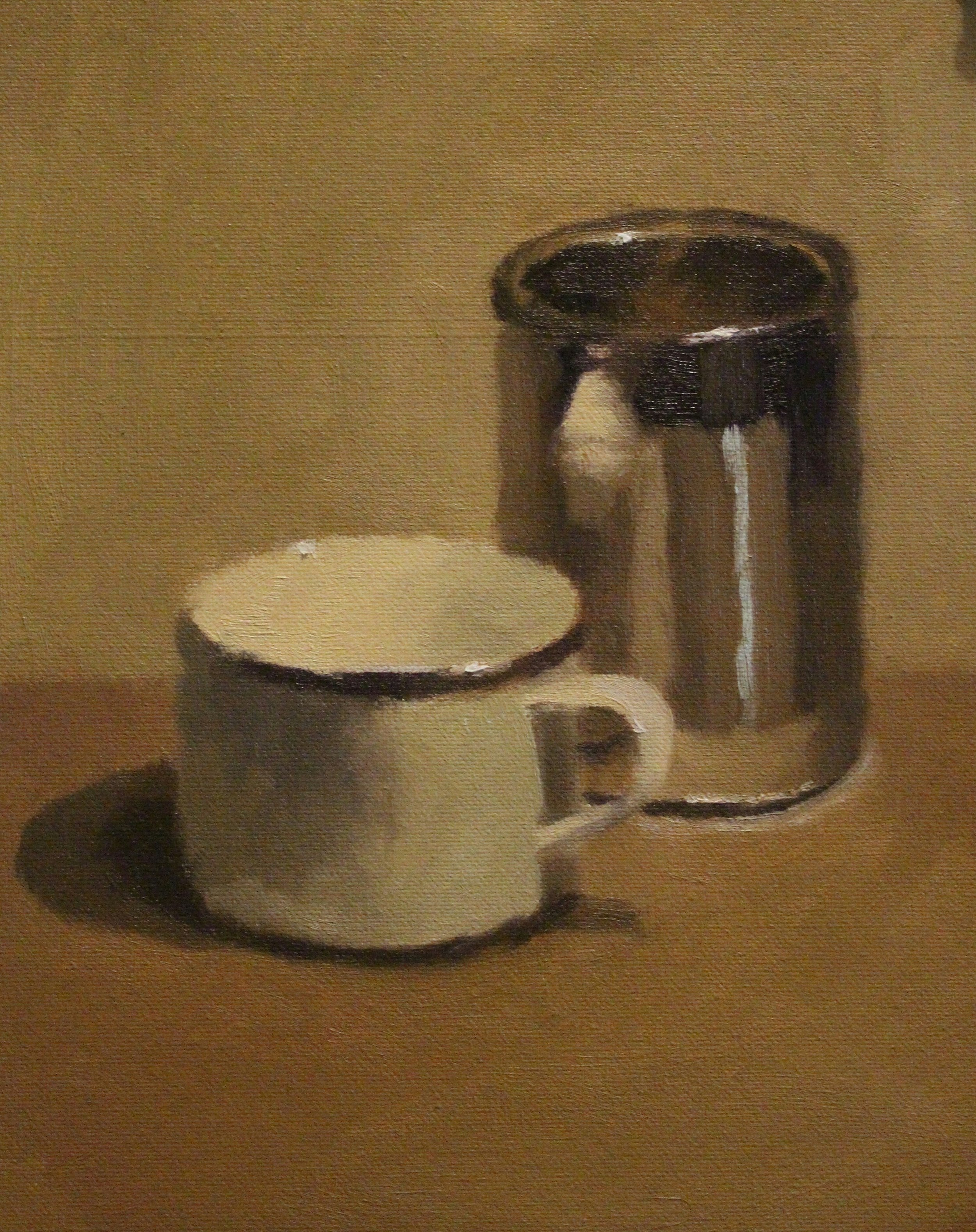 Cup and Can